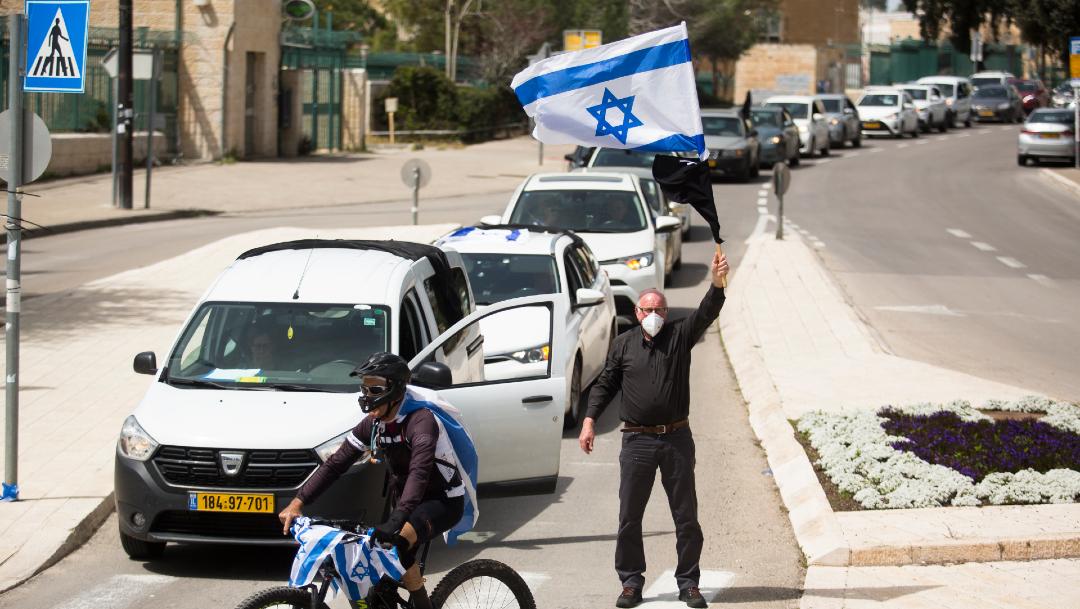 FOTO: Israel vuelve a la normalidad, tras superar la peor fase del coronavirus, el 19 de abril de 2020