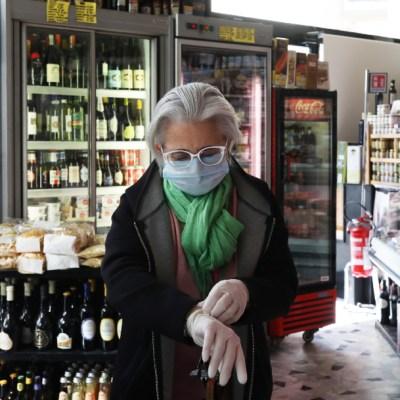 FOTO: Italia extiende la cuarentena por el coronavirus hasta el 13 de abril, el 01 de abril de 2020