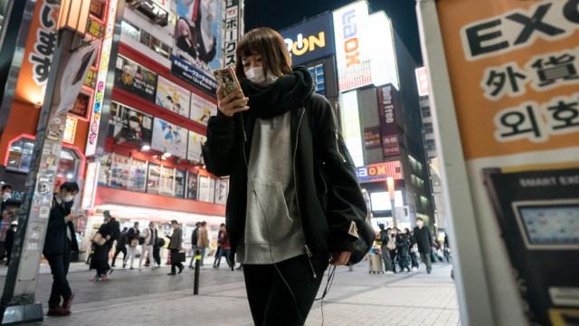 FOTO: Japón aprueba mil mdd para combatir el coronavirus, el 8 de abril de 2020