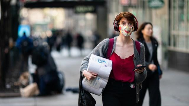FOTO: Nueva York registra su mayor cifra diaria de muertos por coronavirus, el 7 de abril de 2020