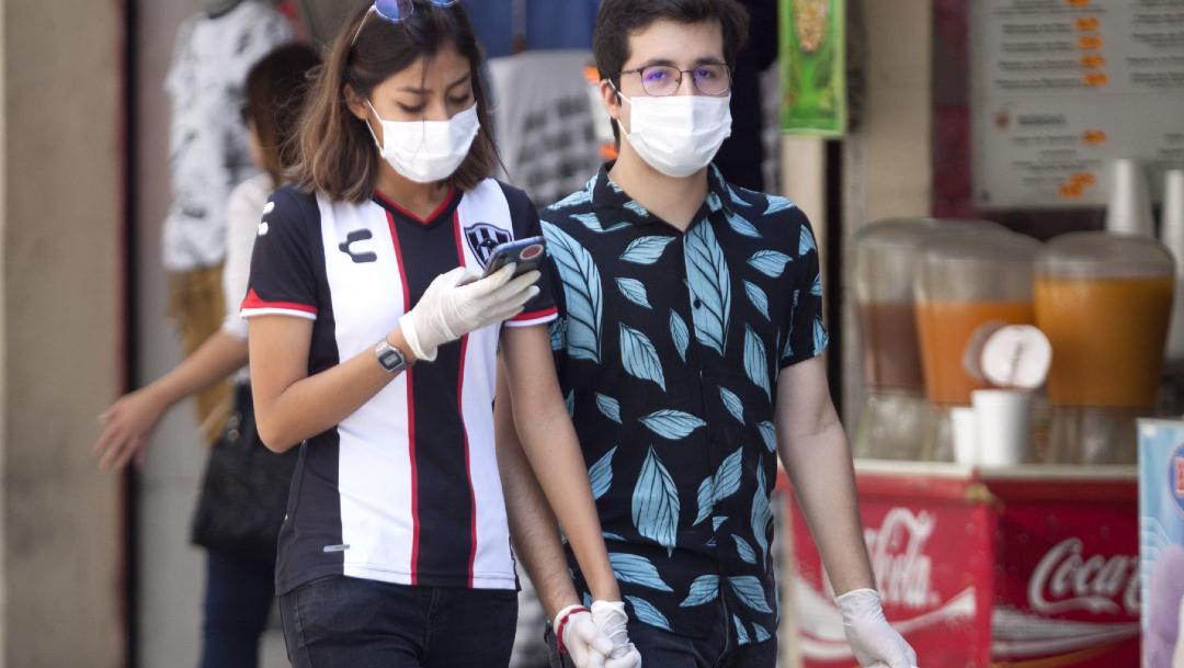 FOTO: Reporta Secretaría de Salud tres muertos por coronavirus en Nuevo León, el 5 de abril de 2020