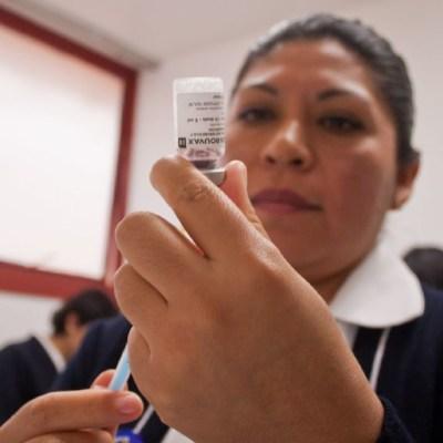Suman 154 casos de sarampión en México