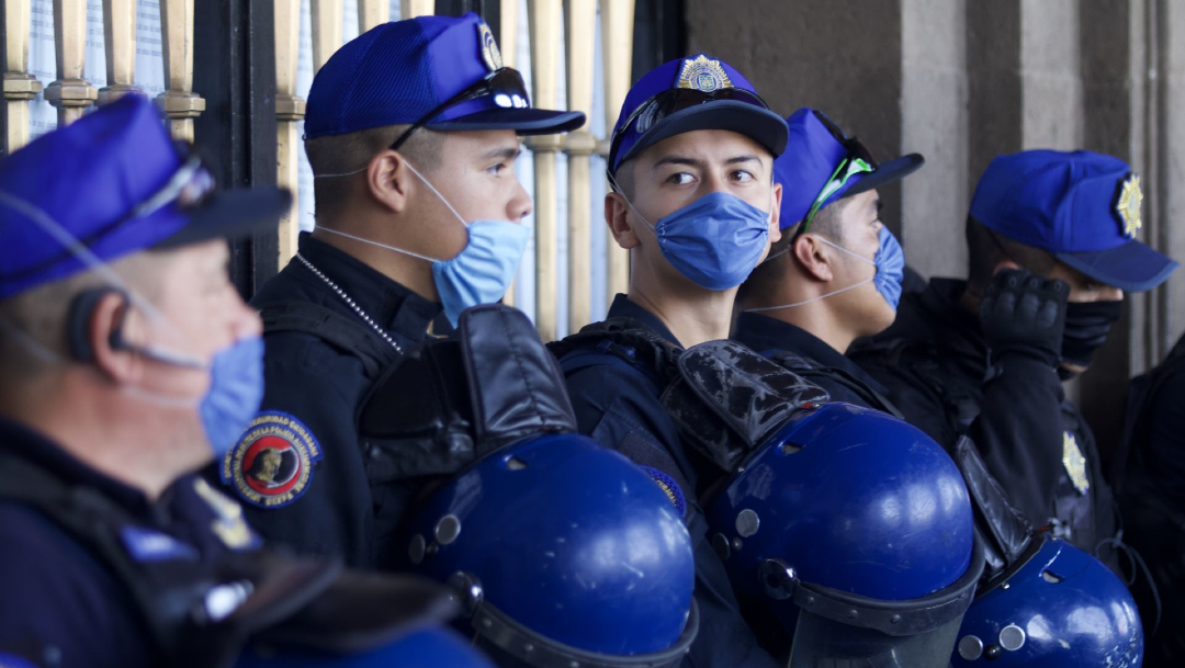 Foto: Coronavirus: Muere policía de CDMX infectado, 5 de abril de 2020, (Getty Images, archivo)