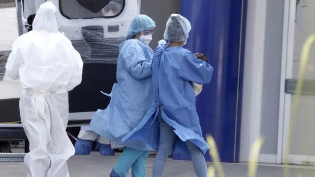 Foto: Coronavirus: Suman 13 casos en Chihuahua, 4 de abril de 2020, (Cuartoscuro)