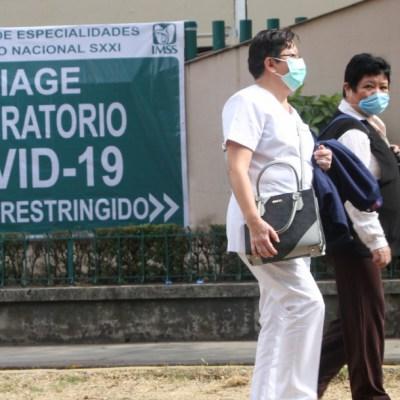 Suman 141 muertos por coronavirus y dos mil 785 casos positivos en México