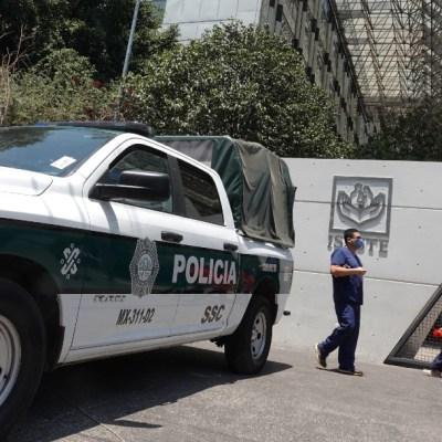México registra 406 muertos por coronavirus y cinco mil 399 casos confirmados