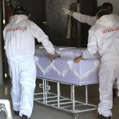 En México suman 1,434 muertos por coronavirus y 15,529 casos confirmados