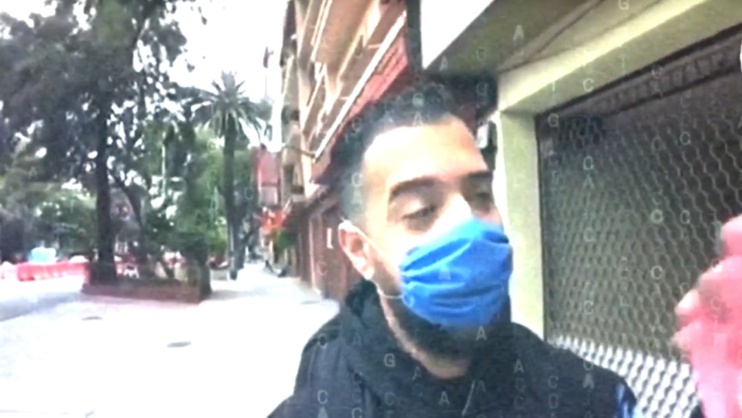 Photo: CDMX Prosecutor's Office begins investigation against youtuber who violated quarantine due to coronavirus
