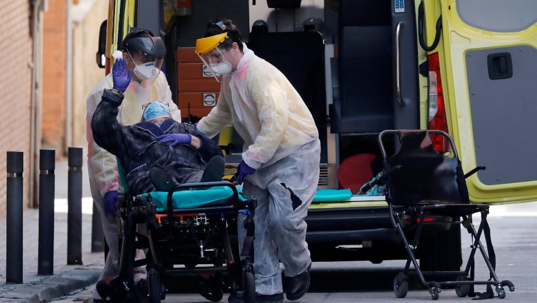 Foto: España alcanza 13.055 muertos por coronavirus