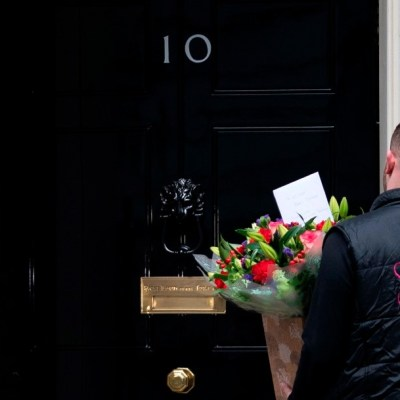 Foto: Líderes mundiales expresan apoyo a Boris Johnson, internado por coronavirus