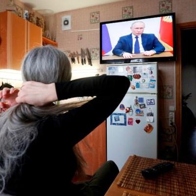 Foto: Putin declara no laborables todos los días hasta el 30 de abril