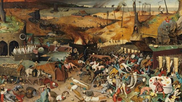 Foto La peste negra: La pandemia más devastadora en la historia de la humanidad 2 abril 2020