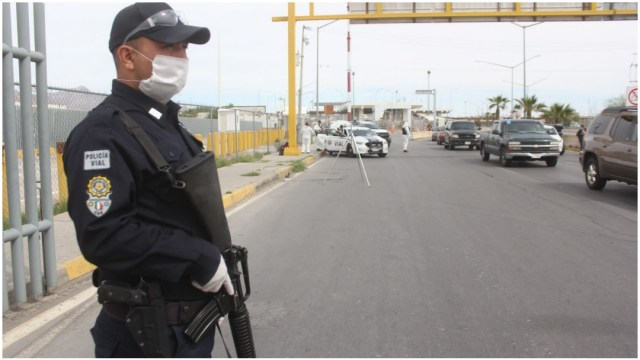 Imagen: Autoridades investigan enfretamiento que dejó 19 muertos en Chihuahua, 4 de abril de 2020 (NACHO RUIZ /CUARTOSCURO.COM)