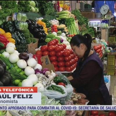 Entrevista con el economista Raúl Feliz, para Despierta