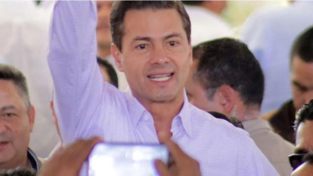 Fotografía de Enrique Peña Nieto, expresidente de México. (Foto: Cuartoscuro/Archivo)