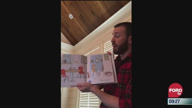 espectaculosenexpreso famosos leen cuentos a ninos