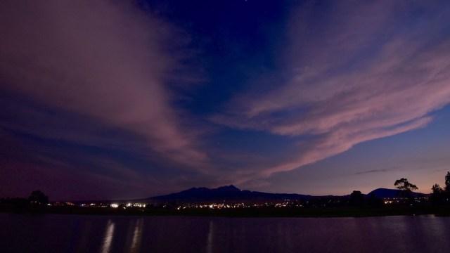 Extraños ruidos en el cielo asustan a habitantes de Toluca