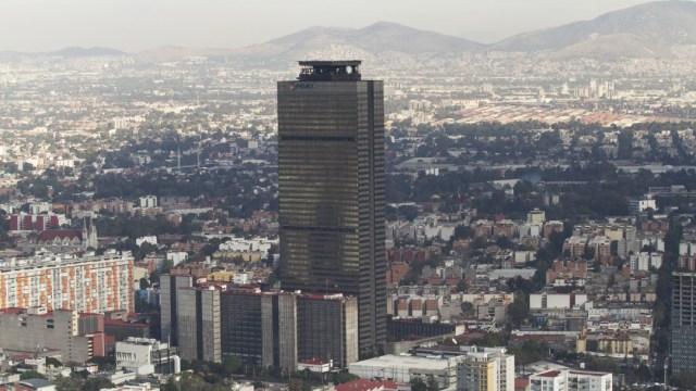 Foto: Torre de Pemex en la Ciudad de México. Cuartoscuro