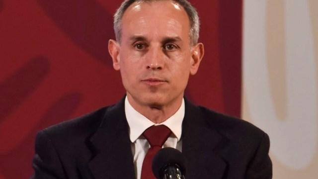Foto: Hugo López-Gatell, subsecretario de Prevención y Promoción de la Salud. Efe