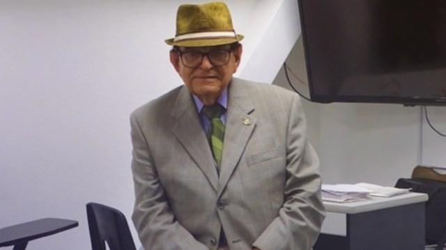 Foto: Profesor Heriberto Arista. ReporterosHoy