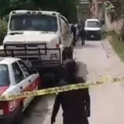 Matan a cuatro en Papantla; una menor entre las víctimas