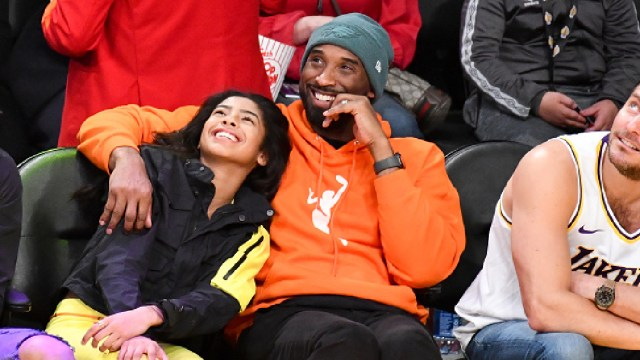 Foto: WNBA homenajea a hija de Kobe Bryant en draft a distancia, 17 de abril de 2020, (Getty Images, archivo)