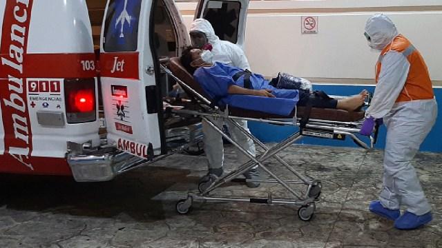 Foto: Baja California reporta 27 muertes por el coronavirus, 10 de abril de 2020, (Getty Images)