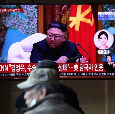 Corea del Norte difunde mensaje de Kim Jong-un en medio de rumores sobre su salud