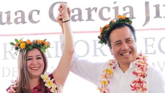 FOTO: Renuncia secretaria del Trabajo de Veracruz tras detención de su hijo, el 29 de abril de 2020