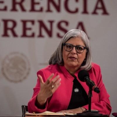 Graciela Márquez, en aislamiento tras contacto con Arturo Herrera con Covid-19