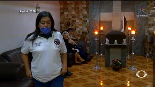 Foto: Coronavirus Hijo Taxista Muere Mientras Era Atendida Hospital 6 Abril 2020