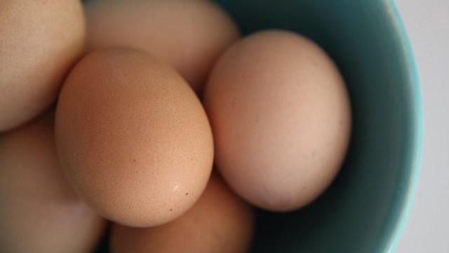 ¿Cuántos huevo se recomienda comer a la semana?