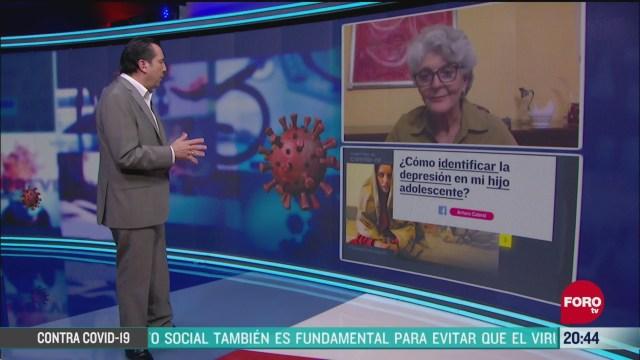 Foto: Coronavirus Importancia Salud Mental Cuarentena Covid-19 8 Abril 2020