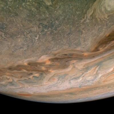 NASA revela nuevas imágenes de Júpiter en alta definición