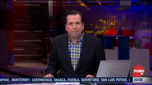 Foto: Las Noticias Ana Francisca Vega Programa Completo Forotv 3 Abril 2020