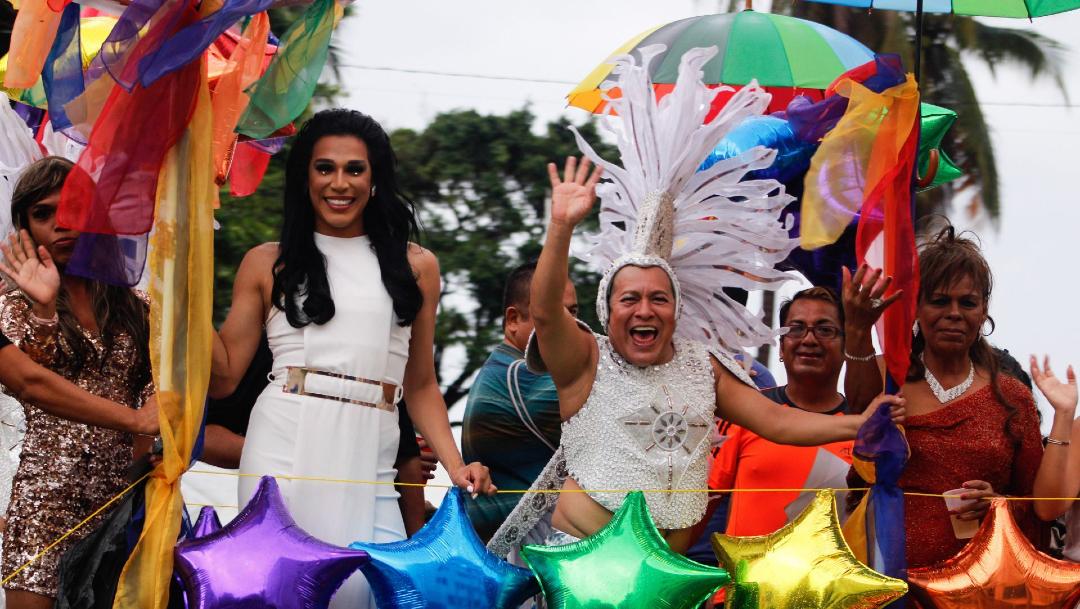FOTO: Marcha LGBTTTI+ en CDMX será en formato digital por coronavirus, el 29 de abril de 2020