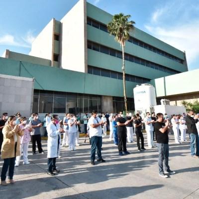 Médicos de Hospital de Monclova, Coahuila, demandan garantías ante coronavirus