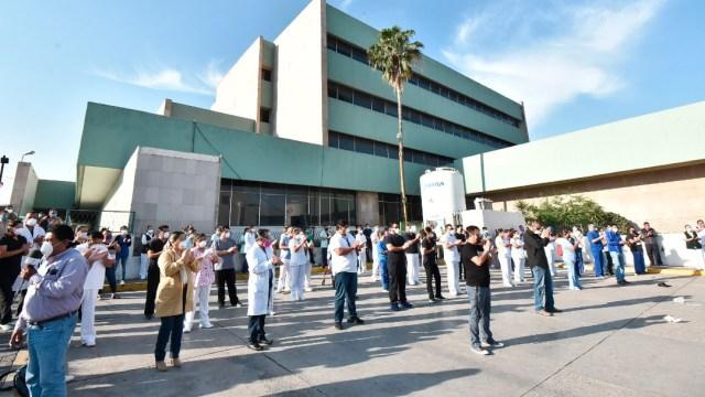 Coronavirus: Médicos Monclova, Coahuila, demandan garantías