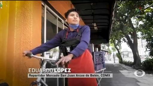 Foto: Coronavirus Mercados Tiendas Entregan Víveres Domicilio 3 Abril 2020
