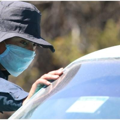 Imagen: Una mujer se convirtió en la cuarta víctima de coronavirus en Coahuila, 4 de abril de 2020 (ALEJANDRO RODRÍGUEZ/CUARTOSCURO.COM)