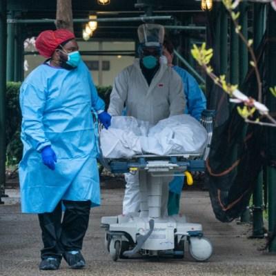 Cifra mundial de muertos por coronavirus llega a 100,000