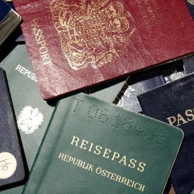 Alerta SRE sobre páginas web falsas para tramitar pasaportes
