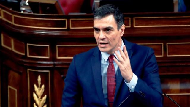 El presidente de España, Pedro Sánchez. (Foto: Reuters)