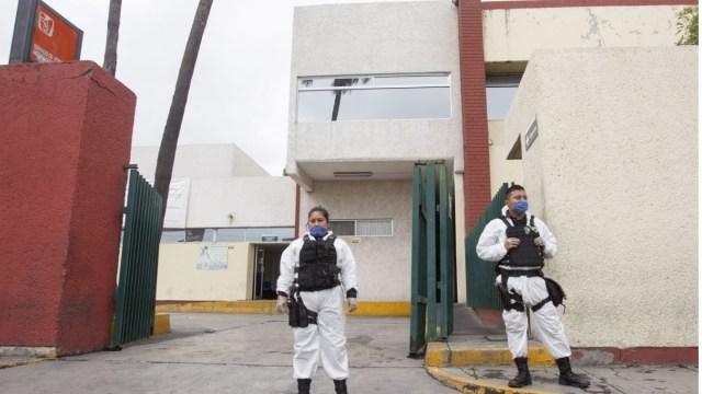 Coronavirus: Vandalizan hospital de Sabinas, Nuevo León
