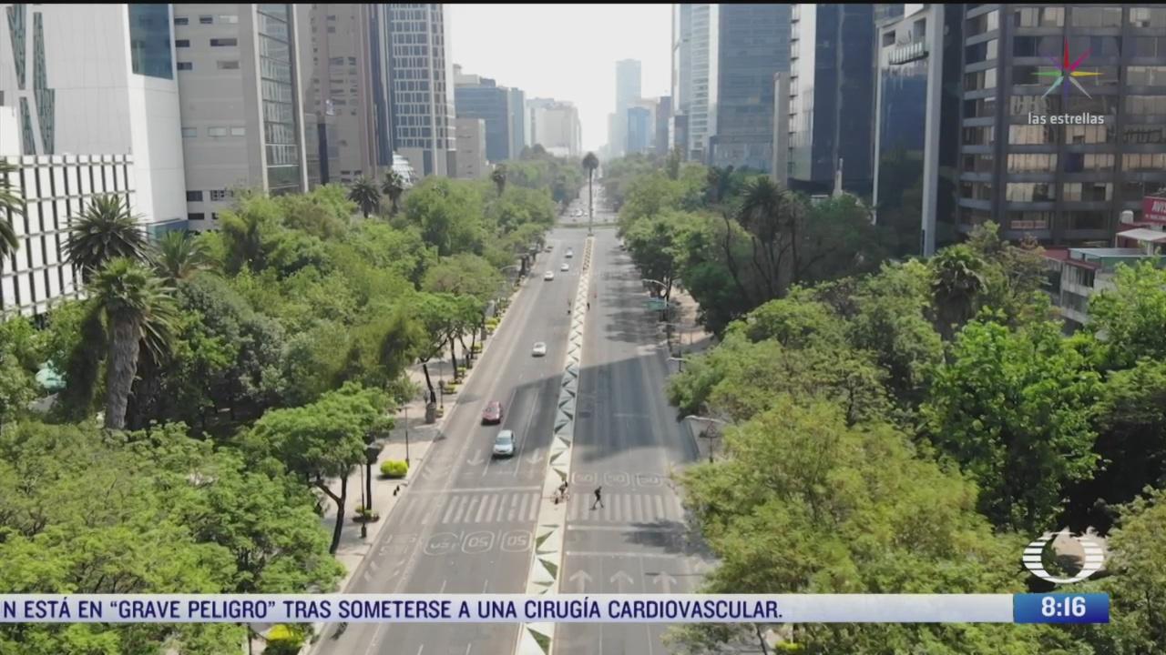 por que la calidad del aire sigue afectada en el valle de mexico a pesar de la contingencia
