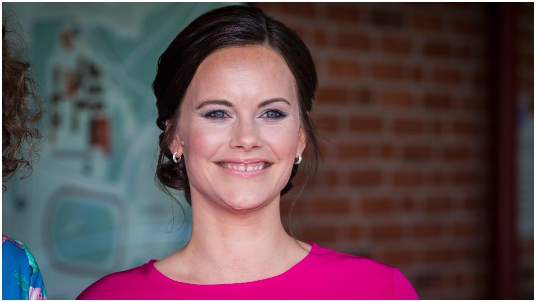 Imagen: La princesa Sofía de Suecia se sumó al cuidado de pacientes con coronavirus, 18 de abril de 2020 (Getty Images)
