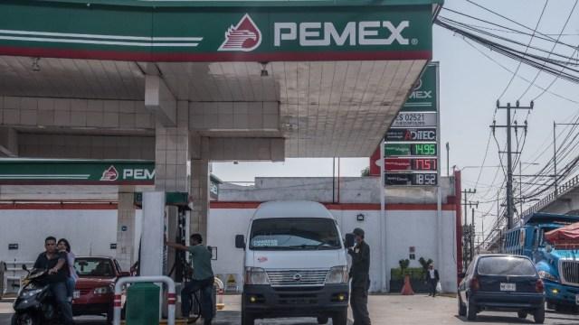 Foto: Profeco multará y suspenderá a gasolineras que vendan caro