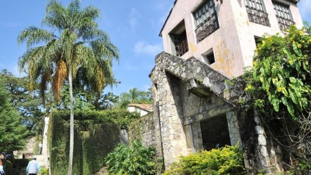 Exrancho de Javier Duarte será usado como hospital