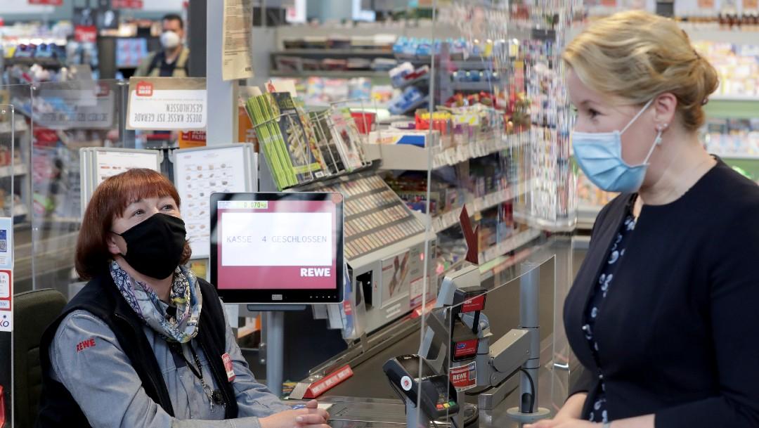 Foto: Firma alemana empieza a probar posible vacuna contra coronavirus. (EFE)