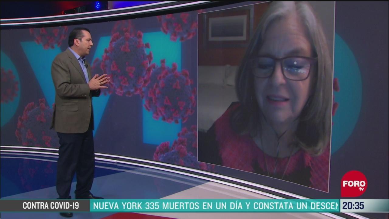 Foto: Salud Mental Por Coronavirurs Estrés Por Cuarentena 28 Abril 2020